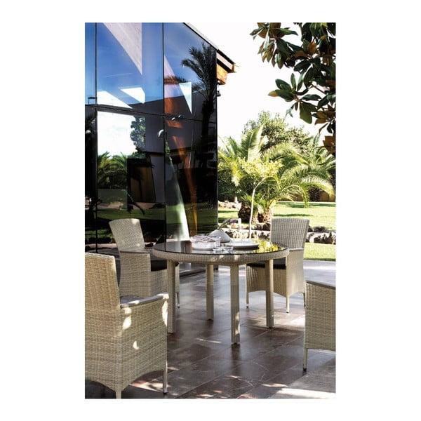 Zahradní jídelní stůl Geese Nataly, ⌀120cm