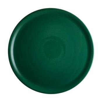 Farfurie din porțelan pentru pizza Brandani Pizza, ⌀ 31 cm, verde de la Brandani