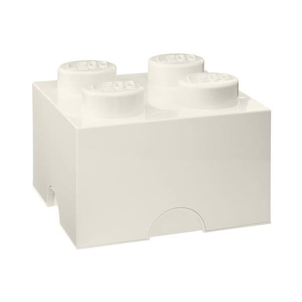 Cutie depozitare LEGO®, alb