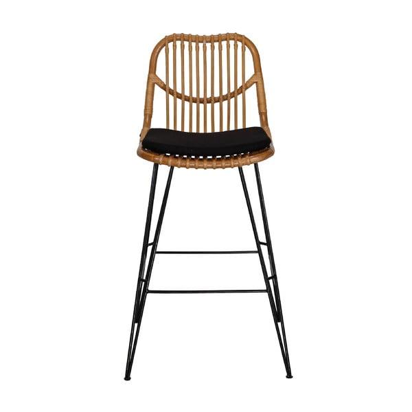 Ratanová barová stolička WOOX LIVING New York