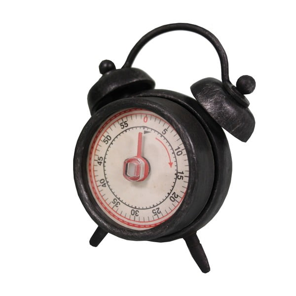 Minútka Antic Line Black timer