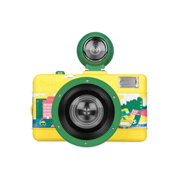 Lomography foťák Fishey Brazilian Summer