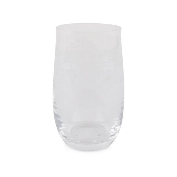 Sada 6 skleněných skleniček Haroula