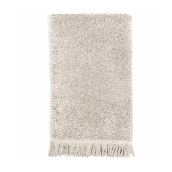 Sada 4 světle šedých bavlněných ručníků Casa Di Bassi, 50x90cm