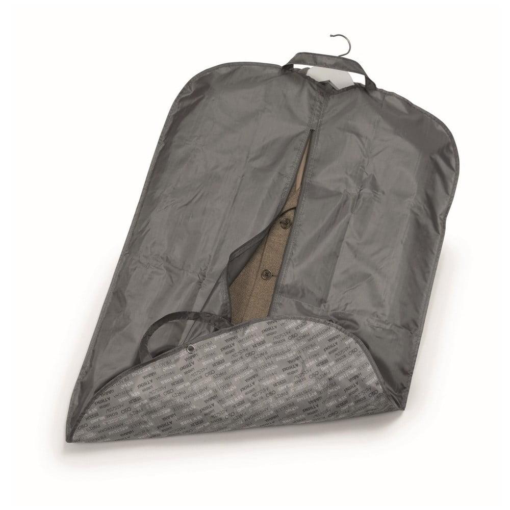 Šedý vak na oblečení Cosatto Travel, 100 cm