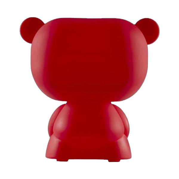 Lampa Pure 45 cm, červená