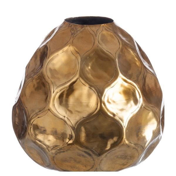 Tepaná váza J-Line Ball,34cm