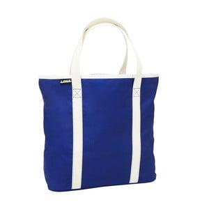 Plátěná taška Patt Bag, modrá