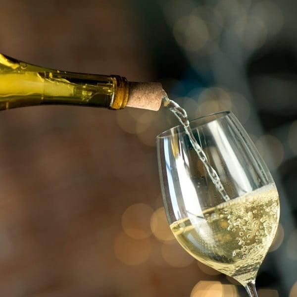 Chladící korek a nálevka na víno Root7 Corkcicle