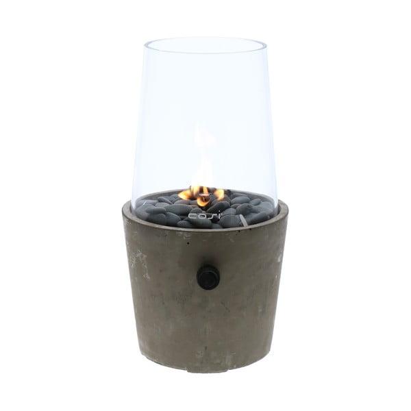 Cement beton gázlámpa, magasság 38 cm - Cosi