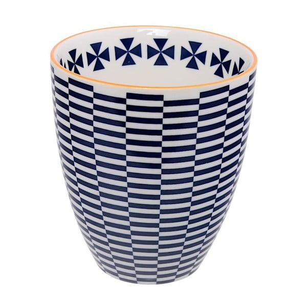 Porcelánová šálek Geometric No5, 8,7x9,8 cm