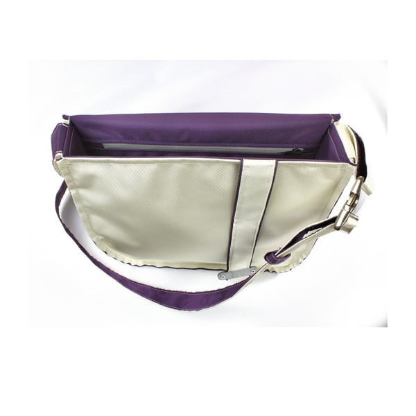 Taška Saddle-Up, white/purple