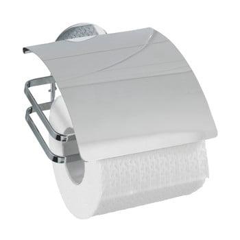 Suport autoadeziv pentru hârtia de toaletă Wenko Turbo-Loc, până la 40 kg de la Wenko