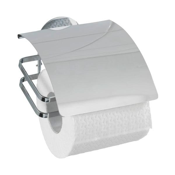 Turbo-Loc öntapadós WC-papír tartó, max. 40 kg - Wenko