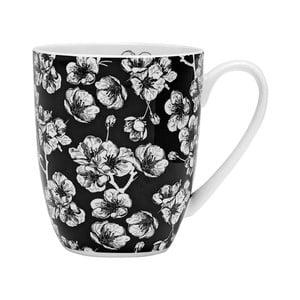 Hrnek z kostního porcelánu Ashdene Amelia Blossom Floral, 350ml