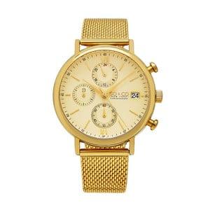 Pánské hodinky Monticello Richman Gold
