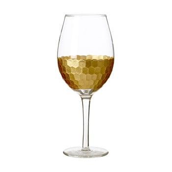 Set 4 pahare pentru vin din sticlă suflată manual Premier Housewares Astrid 5 dl