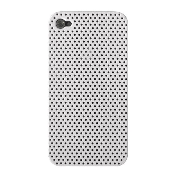 Ochranný obal na iPhone 4/4S, Rigida White