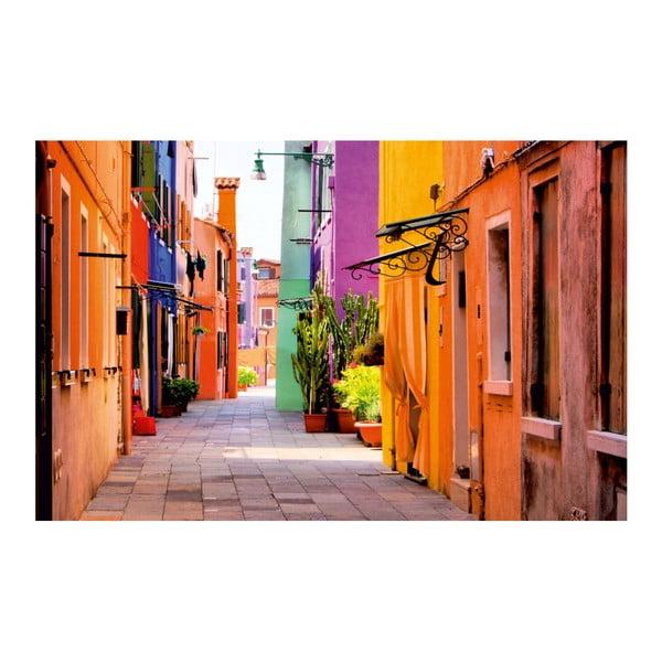Obraz Barvy ulice, 45x70 cm
