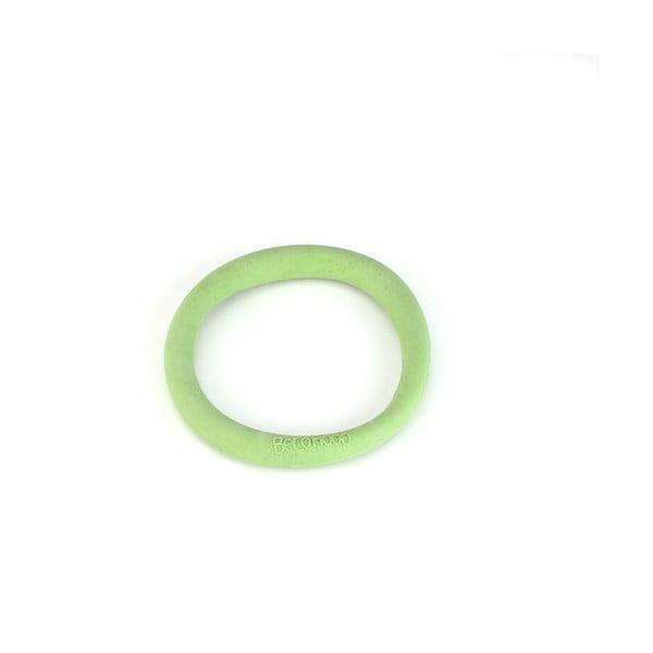 Hračka pro psa Hoop Small, zelená