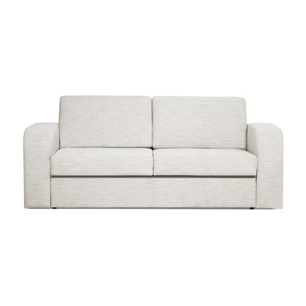 Kremowa sofa 2-osobowa Softnord Elbeko
