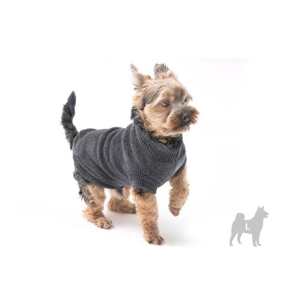 Šedý svetřík pro psy Marendog Trip, vel. L