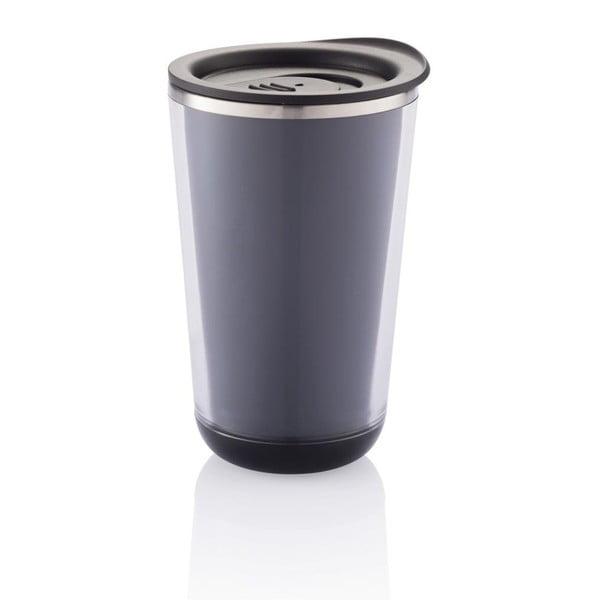 Pahar termos de voiaj XD Design Dia, 400 ml, negru