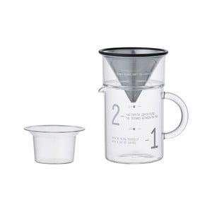 Konvička na přípravu kávy Kinto, 300ml
