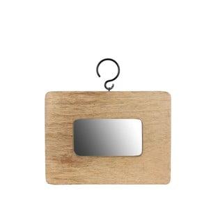 Zrcadlo Liva Mango, 21x16 cm