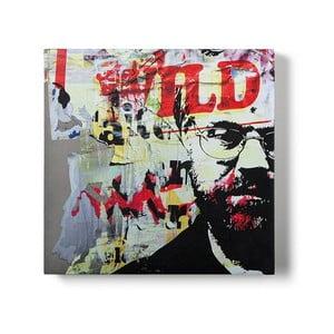 Betonový nástěnný obraz Lyon Béton Wild