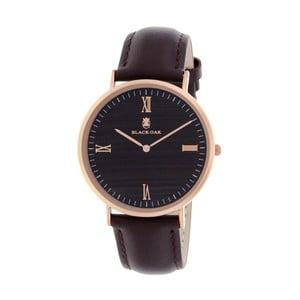 Hnědorůžové dámské hodinky Black Oak Hula