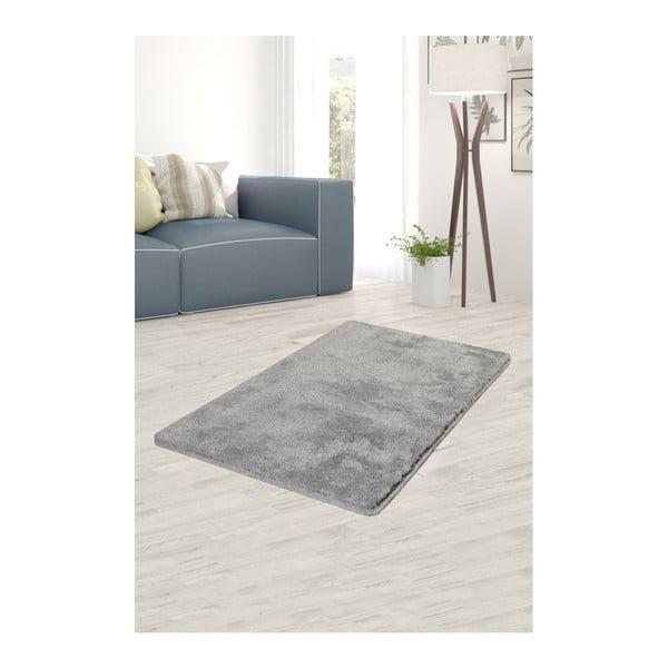 Světle šedý koberec Milano, 120x70cm
