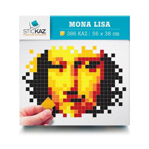 Samolepky Mona Lisa