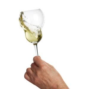 Sklenice na bílé víno Bubblan, 4ks