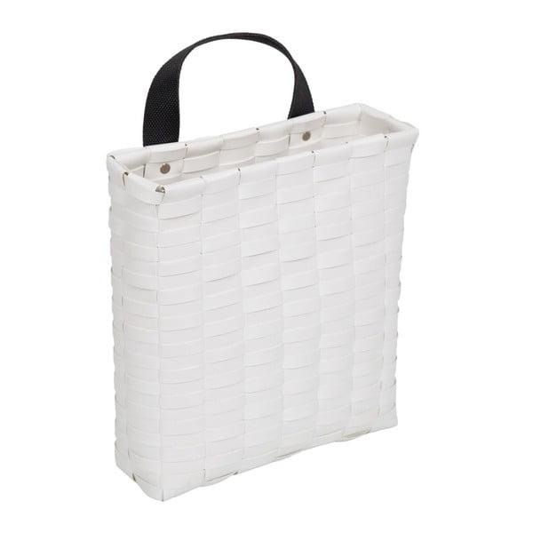 Nástěnný košík Pamplona White