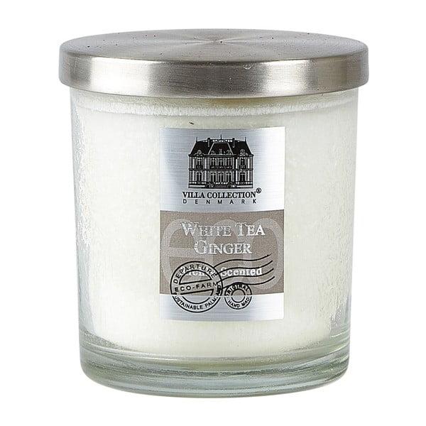Svíčka s vůní bílého čaje a zázvoru Villa Collection