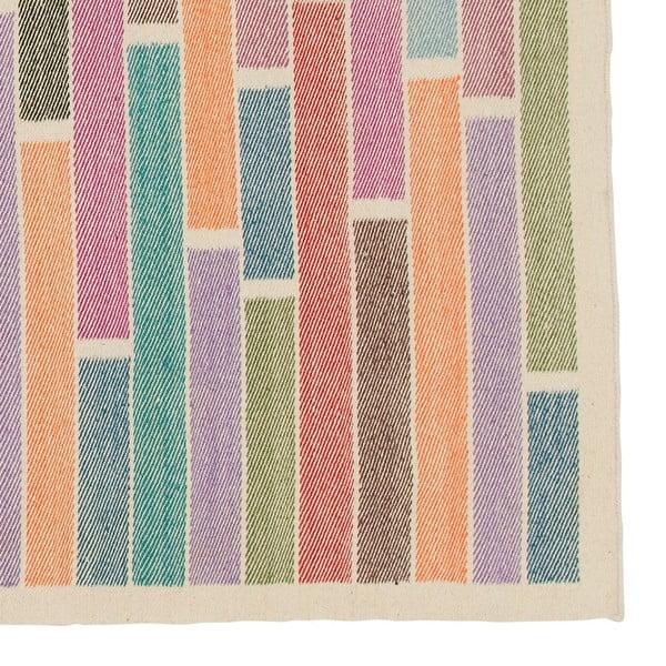 Vlněný koberec Rubina White, 140x200 cm