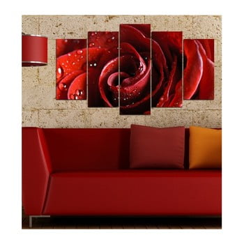 Tablou din mai multe piese 3D Art Rissmone, 102 x 60 cm