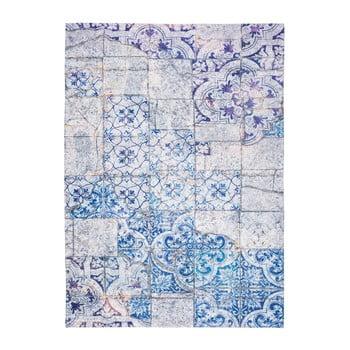 Covor gri – albastru Universal Alice, 60x110cm de la Universal