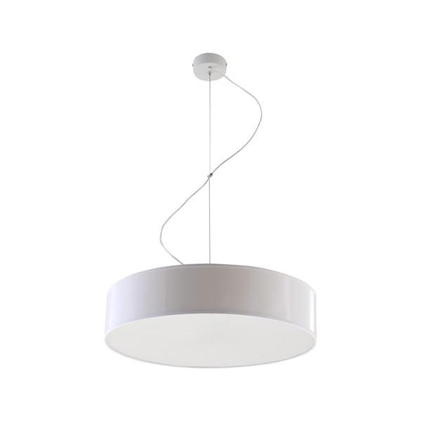 Biała lampa wisząca Nice Lamps Atis 45