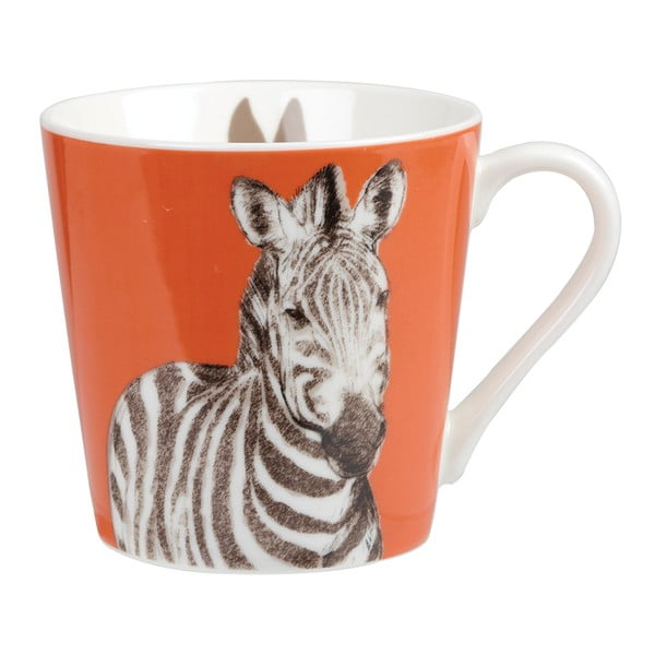 Cană Churchill China Couture Kingdom Zebra, 325 ml