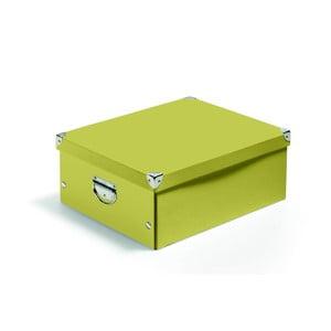 Žlutá úložná krabice Cosatto Top, 42x32cm
