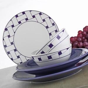 Sada nádobí Ege Purple, 24 ks