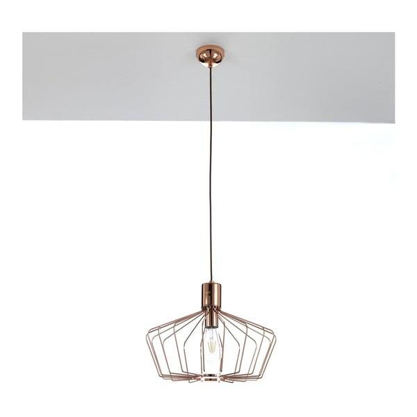 Závěsné svítidlo v měděné barvě Tomasucci Copper