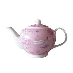 Konvice Pink Tea Pot
