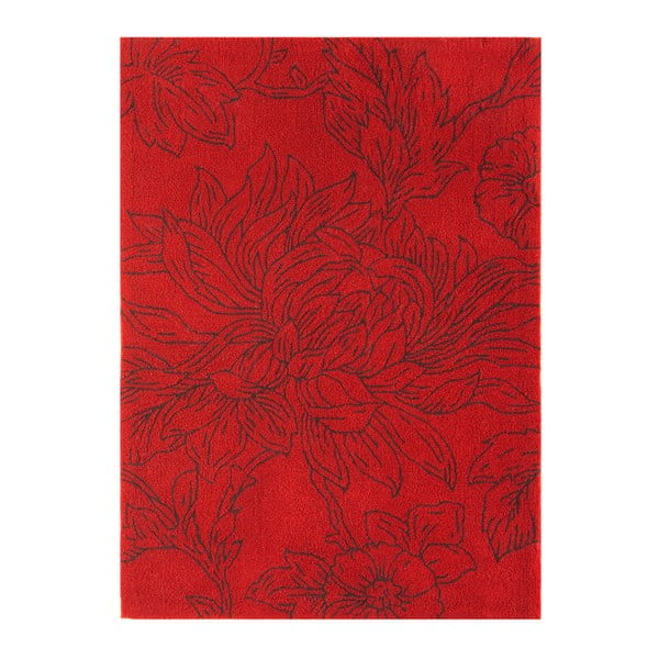 Koberec Harlequin Draw Red, 200x300 cm