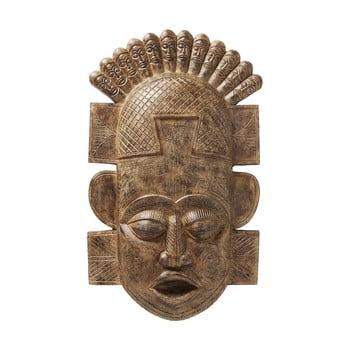 Decorațiune de perete Kare Design African Mask, înălțime 90 cm de la Kare Design