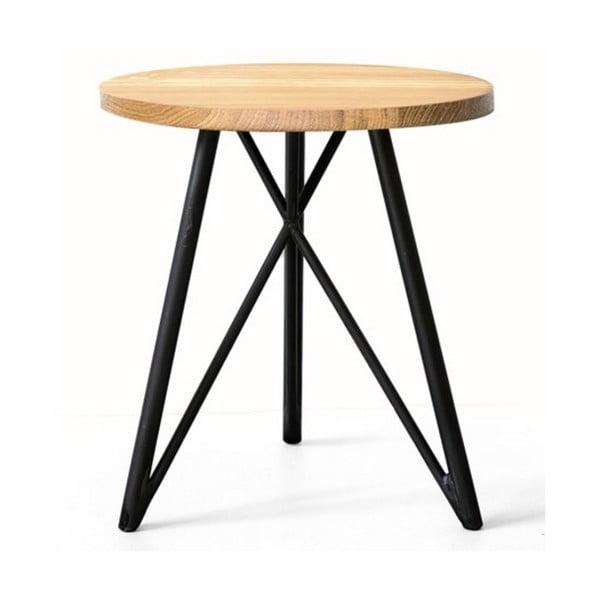 Odkládací stolek NUTSANDWOODS Oak