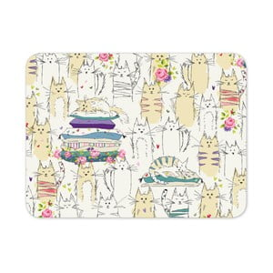 Set 4 suporturi pentru farfurii  Cooksmart England Kittens