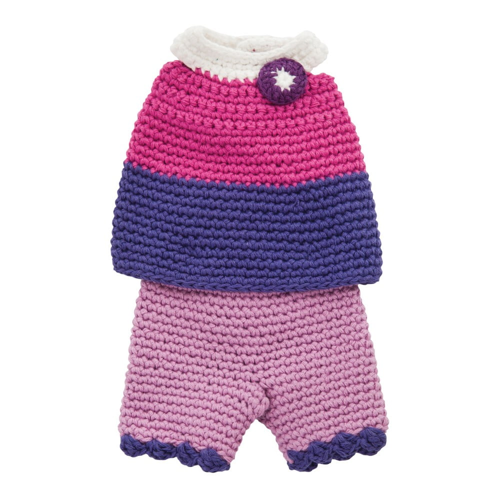 Oblečení pro panenky Sebra Dolls Clothes